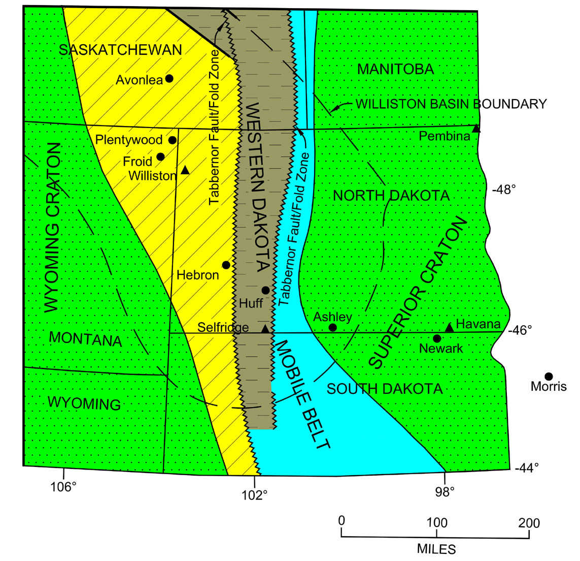 North Dakota Geologic Survey